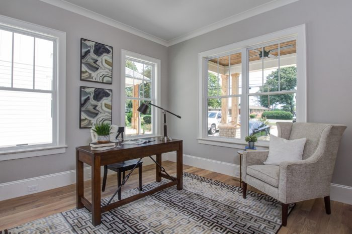 Office Staging Charlotte NC