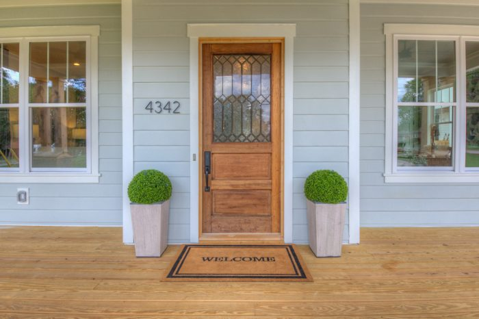 Front Porch Staging Charlotte NC
